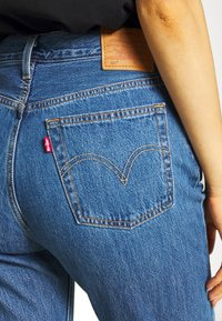 Levi's® - 501® CROP - Jeansy Slim Fit - sansome breeze stone - 5