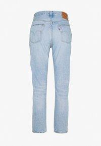 Levi's® - 501® CROP - Jeansy Slim Fit - light blue denim - 1