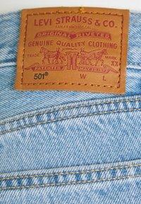 Levi's® - 501® CROP - Jeansy Slim Fit - light blue denim - 2