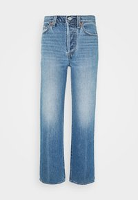 Levi's® - RIBCAGE STRAIGHT ANKLE - Straight leg jeans - at the ready - 4