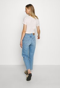 Levi's® - RIBCAGE STRAIGHT ANKLE - Straight leg jeans - tango gossip - 2