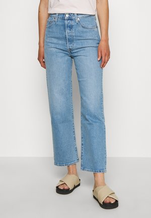 RIBCAGE STRAIGHT ANKLE - Jeans Straight Leg - tango gossip