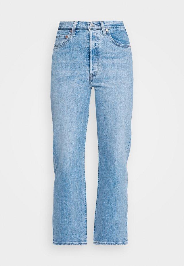 RIBCAGE STRAIGHT ANKLE - Straight leg jeans - tango gossip