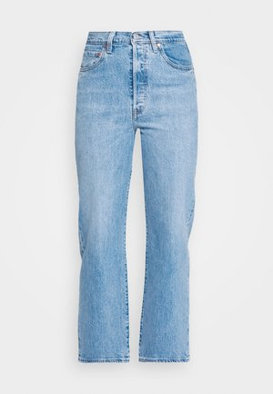 RIBCAGE STRAIGHT ANKLE - Straight leg jeans - tango gossip