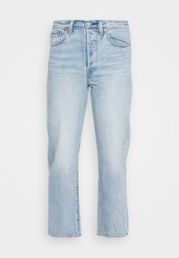 Levi's® - RIBCAGE STRAIGHT ANKLE - Straight leg jeans - middle road - 4