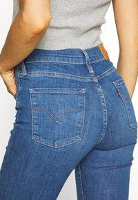 Levi's® - 720 HIRISE SUPER SKINNY - Jeans Skinny Fit - eclipse craze - 5