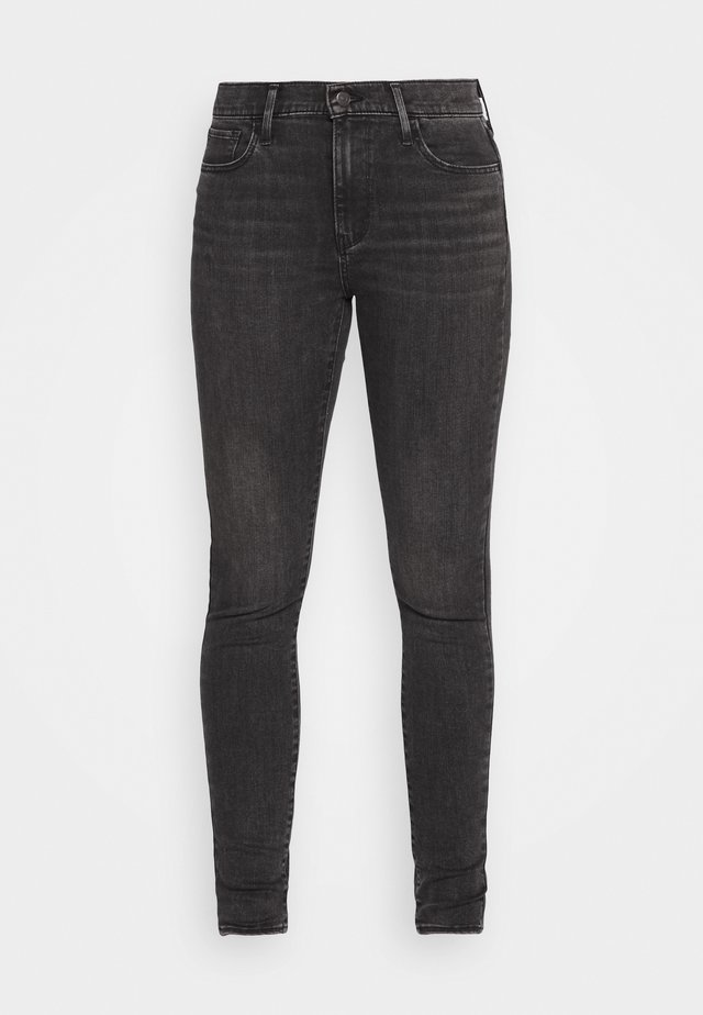 720 HIRISE SUPER SKINNY - Jeans Skinny - smoked out