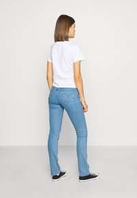 Levi's® - 724 HIGH RISE STRAIGHT - Jeansy Straight Leg - rio chill - 2