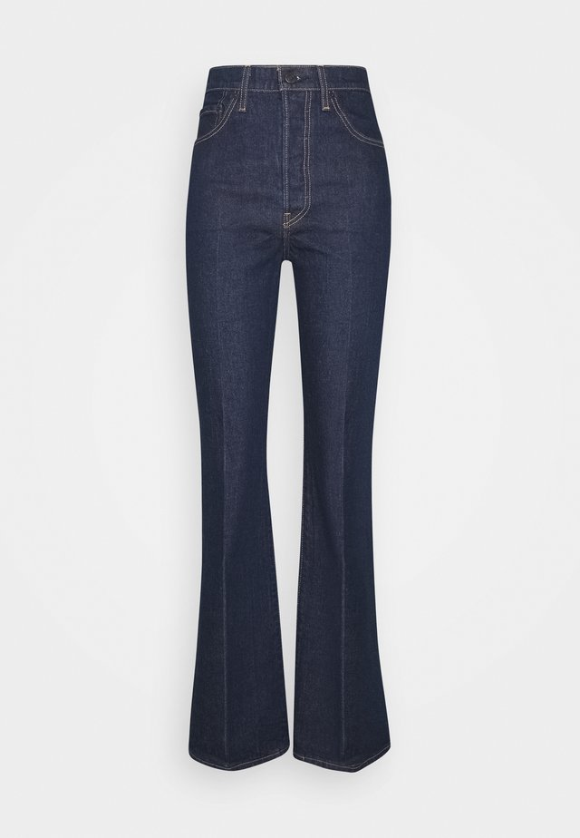 RIBCAGE BOOT - Jeans Bootcut - high key