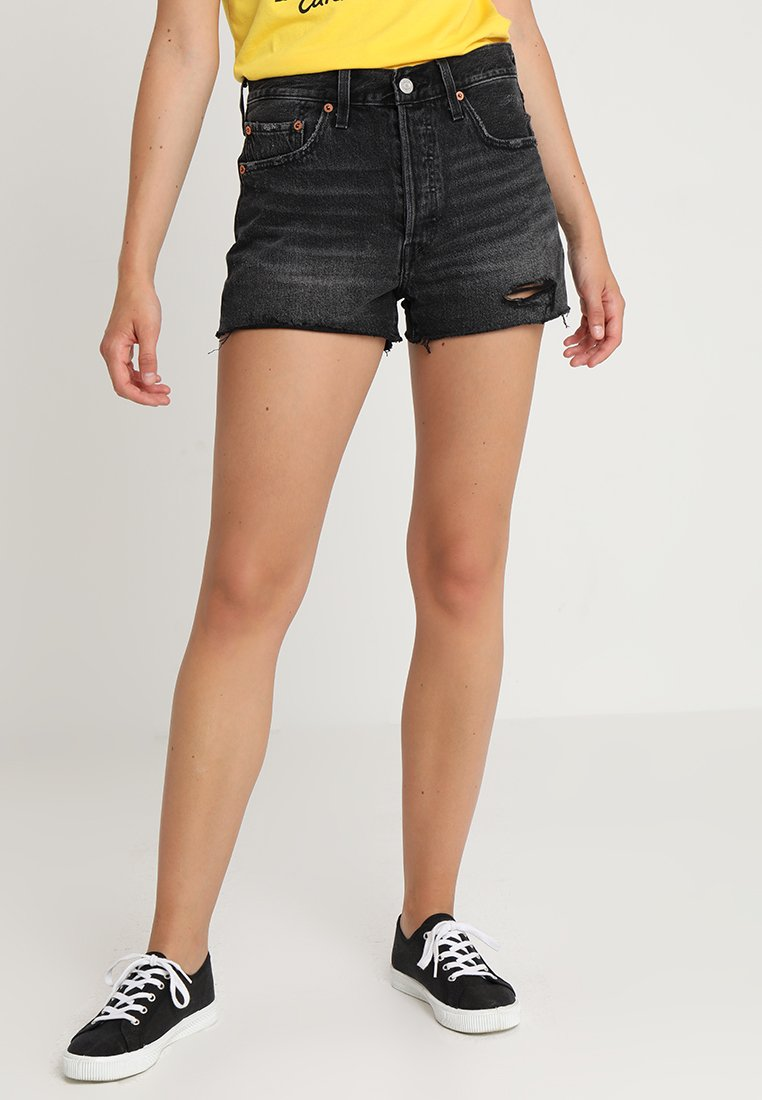 Levi's® - 501 HIGH RISE SHORT - Jeans Shorts - bad mouth