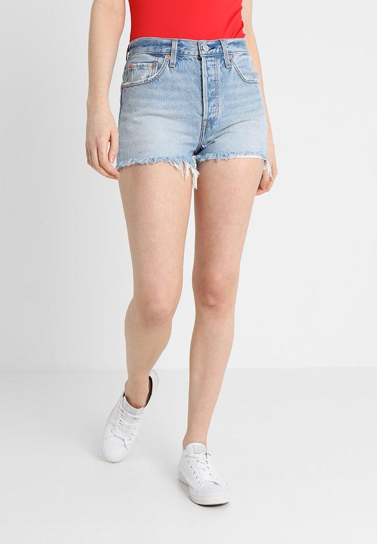 Levi's® - 501 CUSTOMIZED HR SHORT - Denim shorts - fixed for life