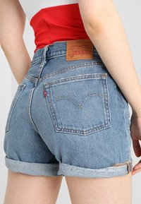 Levi's® - 501 SHORT LONG - Jeansshorts - highways + byways - 5
