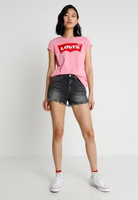 Levi's® - 501 HIGH RISE - Denim shorts - someones thunder