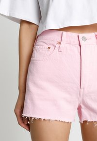 Levi's® - 501 HIGH RISE - Jeansshorts - light pink short - 3