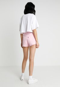 Levi's® - 501 HIGH RISE - Jeansshorts - light pink short - 2