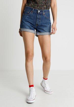 501® - Shorts di jeans - blue clue