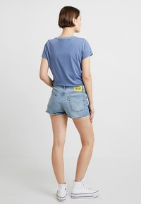 Levi's® - 501® SHORT - Jeans Shorts - blue denim - 2