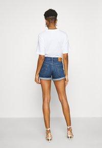 Levi's® - 501® SHORT LONG - Short en jean - sansome drifter - 2