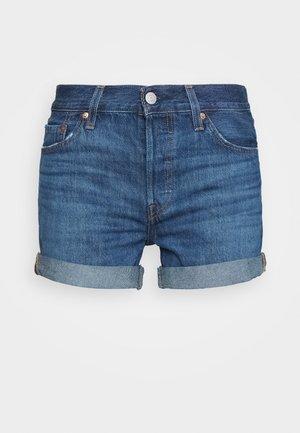 501® SHORT LONG - Shorts di jeans - sansome drifter