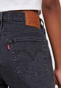 Levi's® - 501® HIGH RISE SHORT - Jeansshorts - cabo storm - 5