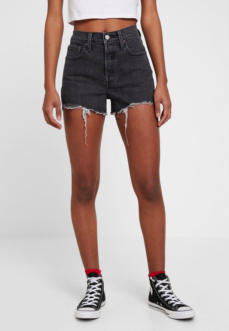 Levi's® - 501® HIGH RISE SHORT - Szorty jeansowe - cabo storm