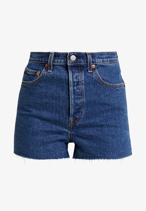 RIBCAGE SHORT - Denim shorts - charleston stroll