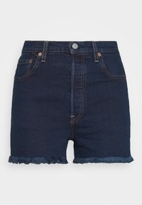 Levi's® - RIBCAGE SHORT - Jeansshorts - charleston blue black - 3