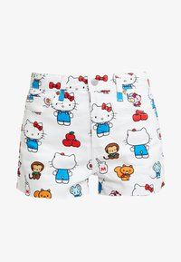 Levi's® - LEVI'S® X HELLO-KITTY RIBCAGE SHORT - Denim shorts - white - 3