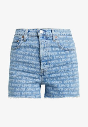 RIBCAGE  - Shorts vaqueros - levis all over