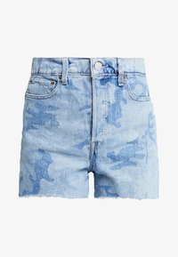 Levi's® - RIBCAGE  - Denim shorts - blue denim - 3
