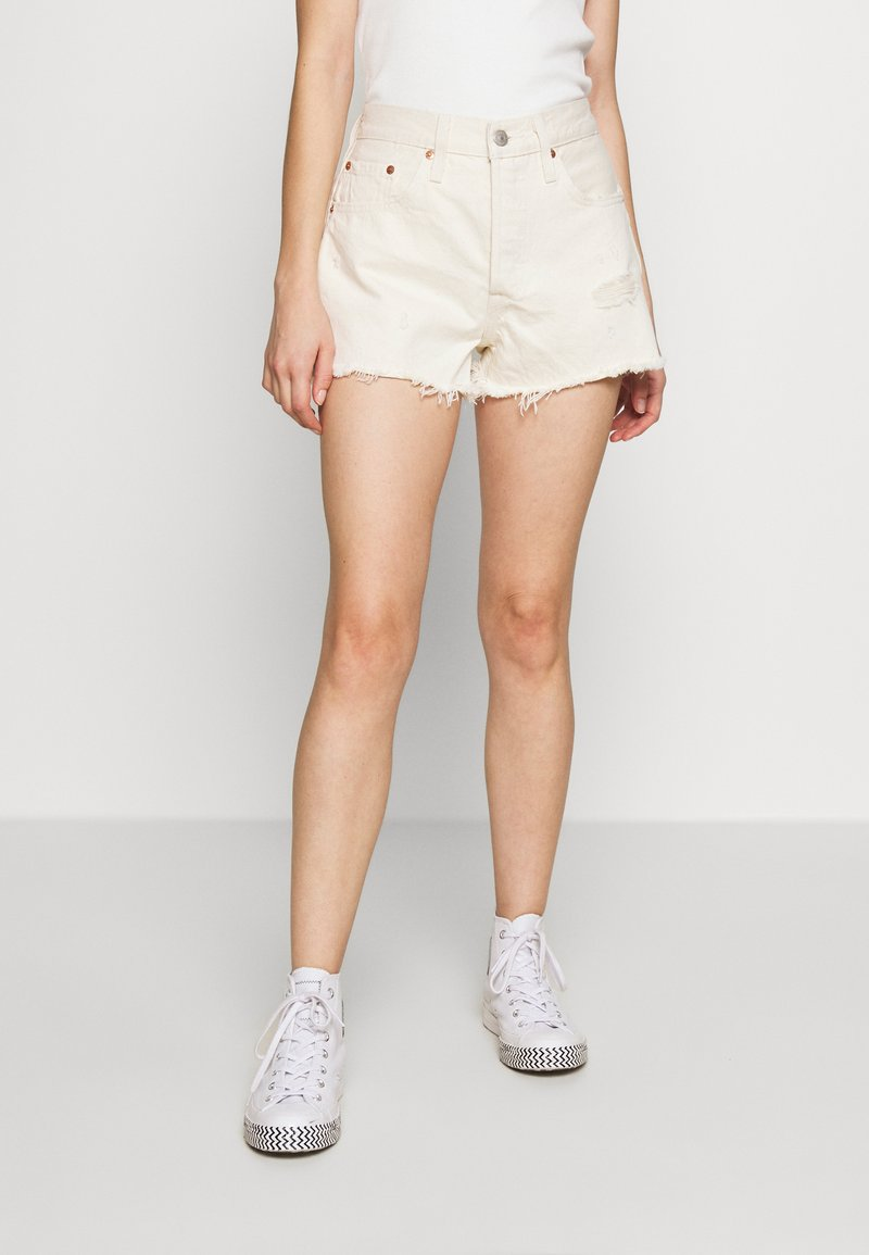 Levi's® - 501® ORIGINAL - Denim shorts - natural instinct
