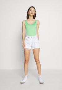 Levi's® - 501® ORIGINAL - Denim shorts - trace indigo - 1