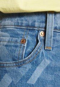Levi's® - 501® ORIGINAL - Jeansshorts - charleston ao high low logo - 4