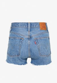 Levi's® - 501® ORIGINAL - Denim shorts - blue denim - 1