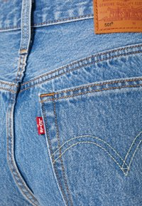 Levi's® - 501® ORIGINAL - Denim shorts - blue denim - 2