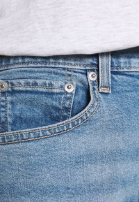 Levi's® - MOM A LINE  - Denim shorts - bandit blue - 5