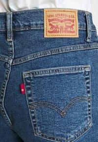 Levi's® - MOM A LINE  - Denim shorts - babe brigade - 3