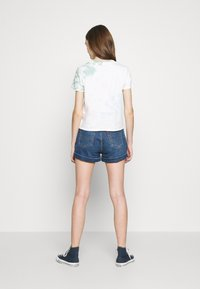 Levi's® - MOM A LINE  - Denim shorts - babe brigade