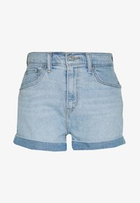 Levi's® - MOM A LINE  - Shorts di jeans - tables turned - 0