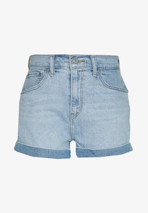 MOM A LINE  - Jeans Short / cowboy shorts - tables turned