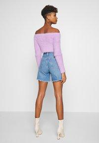 Levi's® - 501® MID THIGH - Shorts di jeans - denim - 2