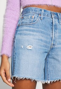 Levi's® - 501® MID THIGH - Shorts di jeans - denim - 3