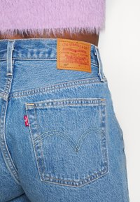 Levi's® - 501® MID THIGH - Shorts di jeans - denim - 5