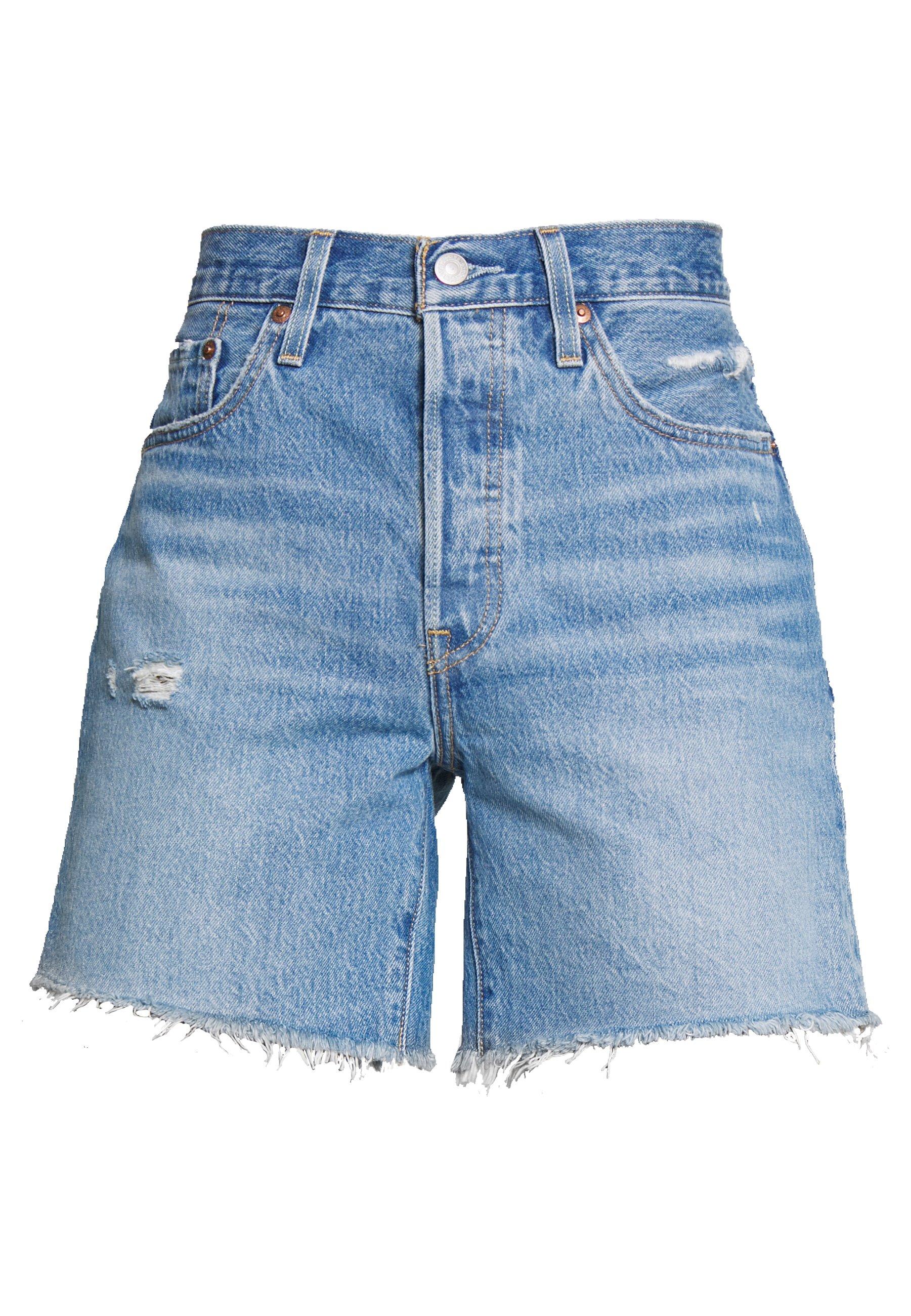 501® MID THIGH Short en jean denim