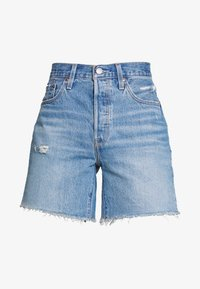 Levi's® - 501® MID THIGH - Short en jean - denim - 4