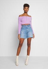 Levi's® - 501® MID THIGH - Shorts di jeans - denim - 1