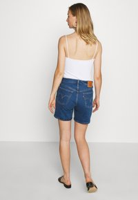 Levi's® - 501® MID THIGH - Jeans Short / cowboy shorts - charleston shadow - 2
