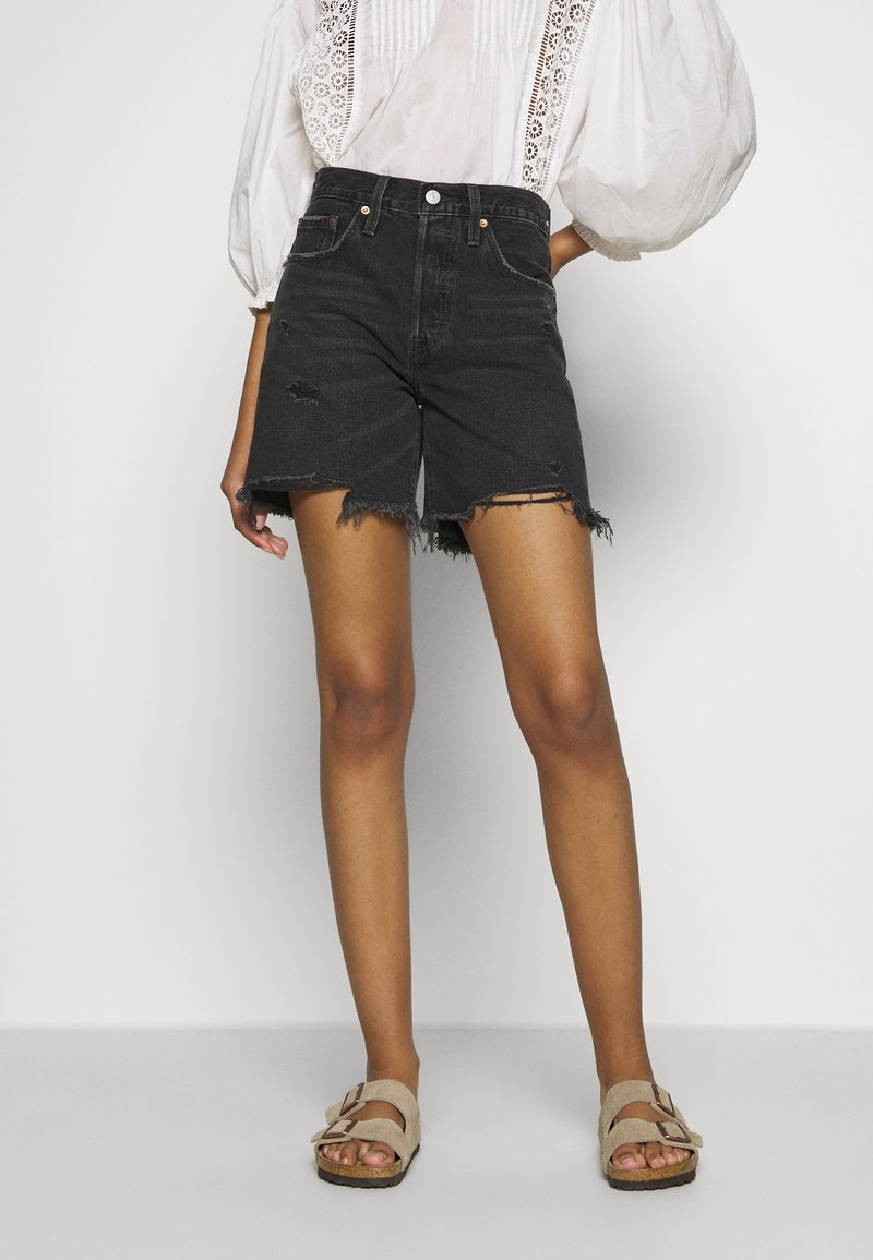 Levi's® - 501® MID THIGH - Jeansshorts - bee's knees