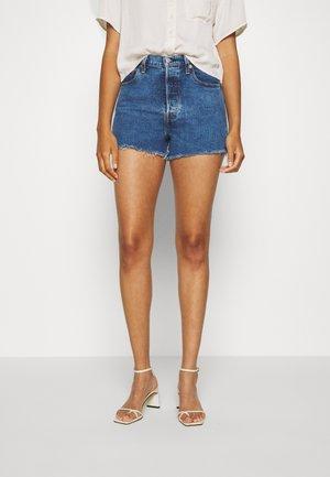 RIBCAGE - Jeans Shorts - charleston erosion