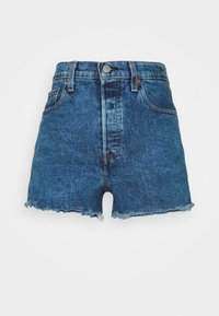 Levi's® - RIBCAGE - Denim shorts - charleston erosion - 4